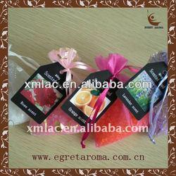 wholesale 10g mini organza fragrane beads bag