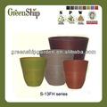 De decoración de jardín de plantas de vivero de greenship/10 años de por vida/ligero/protección uv/eco- ambiente