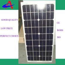 20W mono solar panel,PV energy,clean energy
