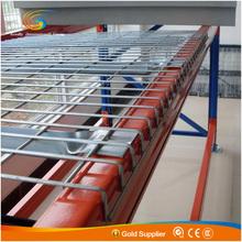 Industrial Racking Pallet Wire Decks Holders