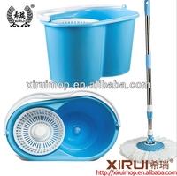 telescopic handle plastic swivel microfiber broom mop