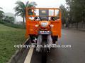 china grande motor de carro de rodas para a carga pesada
