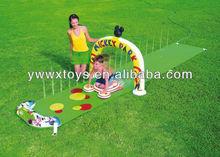 inflatable water slide for children