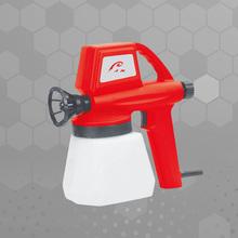 80W electric spray paint gun/ solenoid paint spray gun