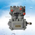truck air compressor KRAZ twin cylinder compressor