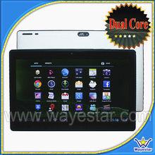 "Cheap RK 3066 HDMI 1G/16G 10"" dual core smart tablet"