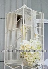 AHS 129 High Quality,24 years factory stainless steel bird cage wire mesh