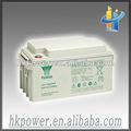 Caliente populares& batería herramienta de reparación de yuasa npl130-6 6v 130ah alternador sin escobillas