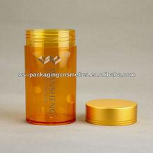 150ML Plastic Jar Aluminium Cosmetics Jar