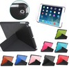 Crazy Horse Folding Case For iPad Air,For IPad Air Leather Case
