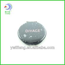 Silk screen decorative Make up mirror