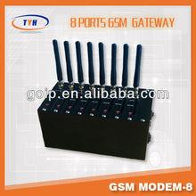 New casing!SMS modem, GSM modem for bulk sms 16 port/gsm modem 8 sim card slots