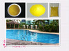 swimming pool product chemical poly aluminium chloride (PAC)