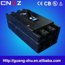 CE CB ISO terasaki Moulded case circuit breaker 3P 4P mccb hot sale