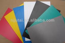Low density colored 1220*2440mm pvc foam board