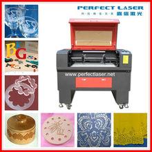 60W/80W/100W120W/150W wood/ Acrylic/ Fabric / leather acrylic laser cutting machines double heads