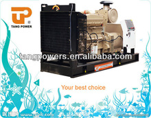 High Support Legs Silent Diesel Generator 250KVA 50hz