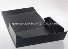 2013 popular cardboard flat pack folding boxes