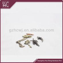 2014 Various Styles Metal Handbag Small fitting,bag hardware bag accessory