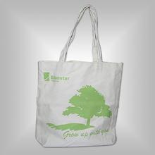 green fashion personalised organic cotton canvas tote bag