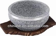 Sancong natural stone new year tableware