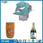 Custom inflatable model, inflatable animal, inflatable can model