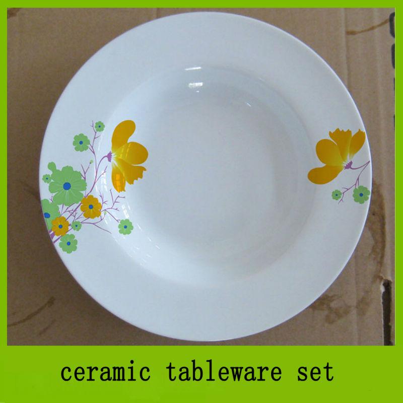 Promotional Fine Porcelain Tableware, Buy Fin
