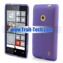 Cheap Whoelsale TPU/Silicone Case for Nokia Lumia 520/525 US$0.6