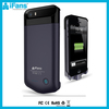 multicolors Best Quality 2200mah Battery Case For Iphone 5