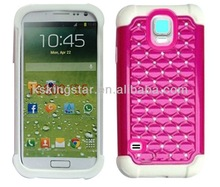 For samsung galaxy s5 pc silicone cover