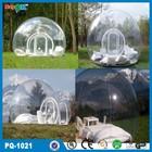 Portable Transparent PVC outdoor camping bubble tent/bubble camping tent