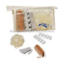 Piccolo kit per la cura stazione termale del piede, personalizzati, impresso, articolo promozionale o givea