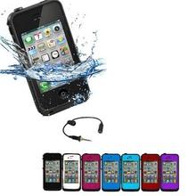 Waterproof Shockproof Case Shock Snow Dirt Proof For iPhone 5 life in Wate