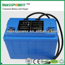 Full capacity 36v 20ah li-ion battery pack