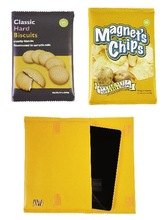Snack Packaging Design Leather Case for 9 Inch Tablet PC and iPad mini (Biscuit / Potato Chips)