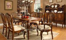 dark cherry dining room set
