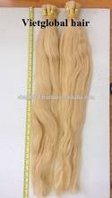 32 INCHES BLONDE BULK HAIR,TOP GRADE
