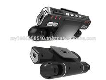 HD Car Camera, Dual Camera with Back Rearview Camera (SP-811)