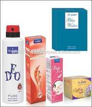 VIJOHN's Women Care Kit (Hair Remover Rose & Saffron Gold Fairness Cream & Body Butter & perfume Blue Water & Deo Pure)