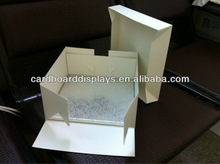 Color Bakery boxes and cake boards