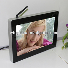 13.3 inch wifi download advertising player