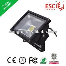 Outdoor/indoor Waterproof IP65 10W COB LED flood lights lighting RGB colour
