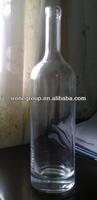 empty glass bottles vodka for sale