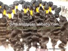 7a 100% no tangle, no shedding virgin Indian hair loose wave indian virgin hair,indian hair