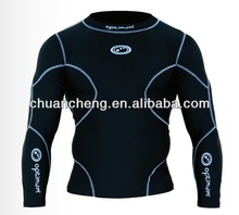OEM Compression wear, compression clothing, cycling compression wear /compression top/ kids compression shirt