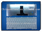 NEW Hebrew Laptop Keyboard for Toshiba Satellite U500 U505 Portege M900 White HB Laptop Keyboard