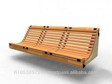 Sauna seating Tuntu