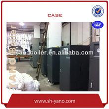 laundry steam boiler/electric generator