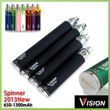 AveForty Electronic cigarette china wholesale Variable voltage battery 100% original vision spinner vapor pen