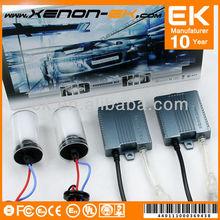EK 2014 new slim canbus hid xenon kit/canbus xenon hid kit xenon h7 55w 6000k